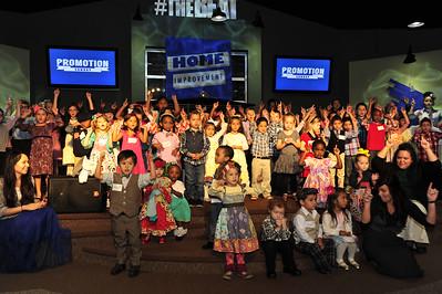 Royalwood Sunday School promotion 2014