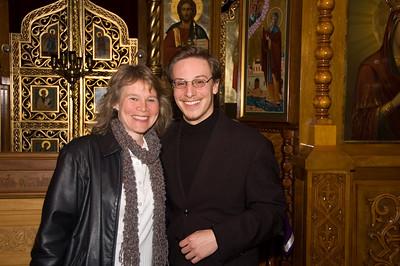 Russ. Orthodox Lent - Nicholas Kotar & Marika