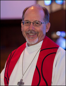 Rev Peter Soli, ELCA Iowa Western Synod Director for Evangelical Mission and assistant to the bishop participated in the rededication service.