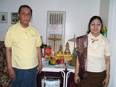 Sein maharmuni& Maharkyeinthitsarshin pagoda 2009