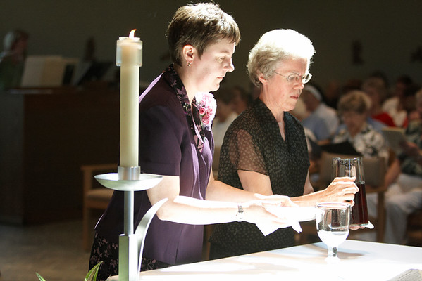 Sister Marla Gipson Pronounces Her Final Vows