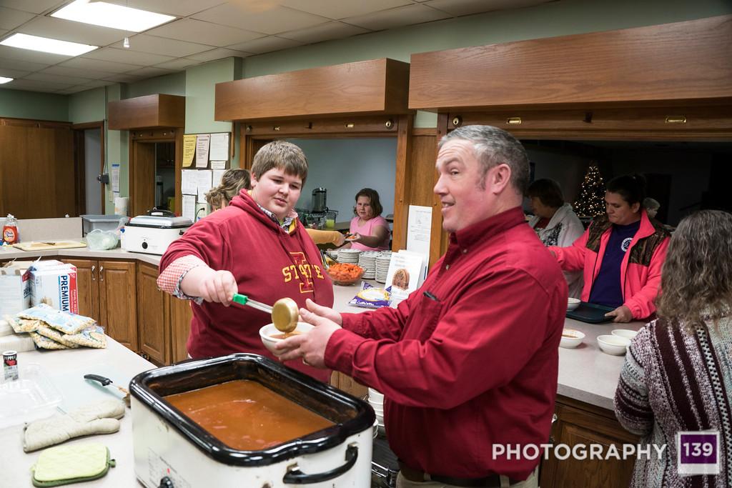 Soup Supper Fundraiser