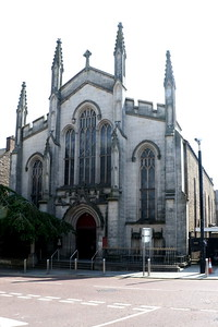St Andrew's Cathedral, Dundee 2 June 2018