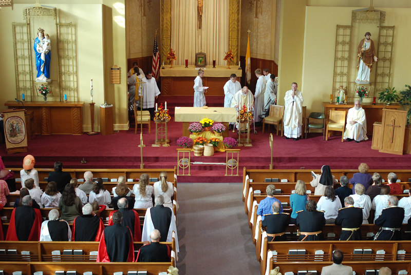 St. Anthony's 150th Anniversary High Mass