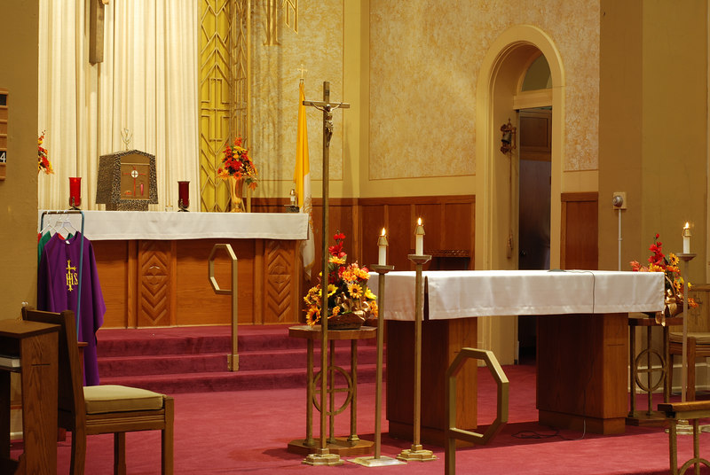 Morning Mass 2006-10-20
