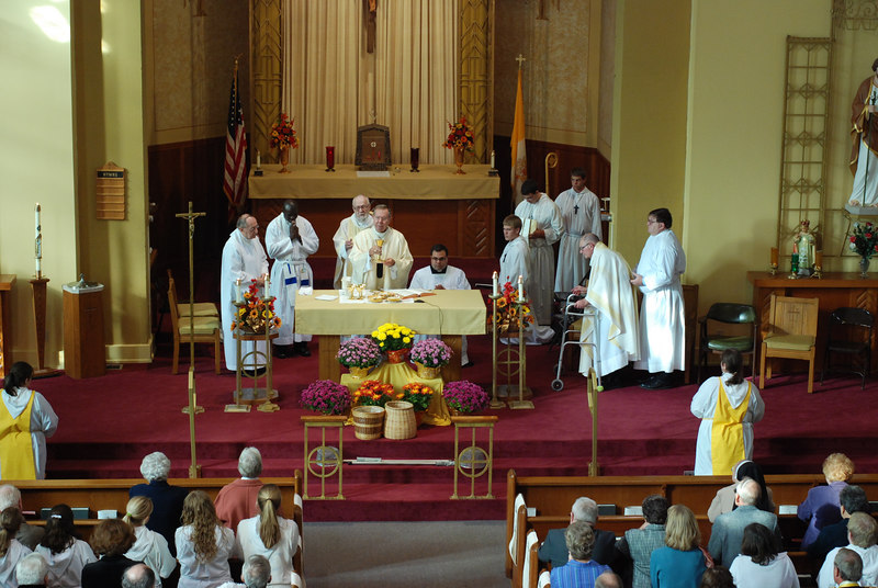St. Anthony's 150th Anniversary High Mass