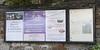 Princes Street Gardens Notice Board