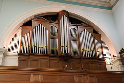 Main Organ in the North Gallery