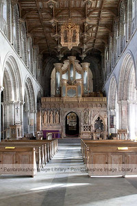 The Nave, St David's Cathedral