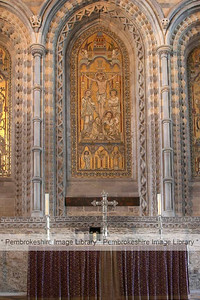 High Altar, St David's Cathedral