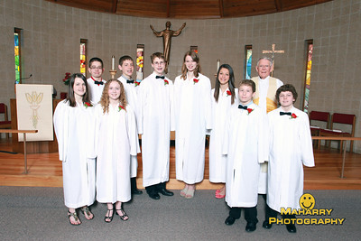 St. James Conformation 4/7/2013