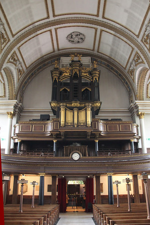 St James, Piccadilly - 18 May 2013