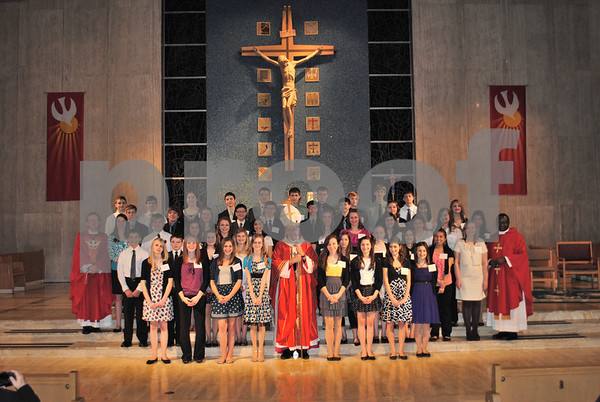 St Joes Confirmation 2011