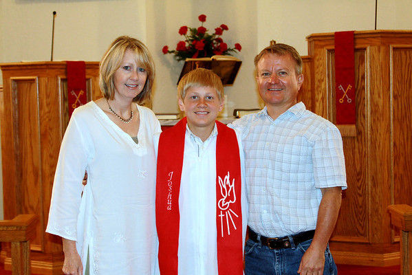 St John Confirmation 2011