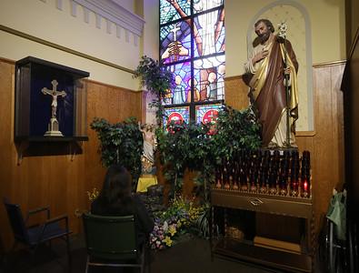St Joseph the Worker Shrine Lowell 033116