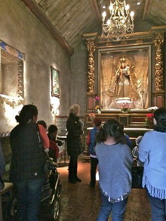 St. Joseph Academy Field Trip to Carmel