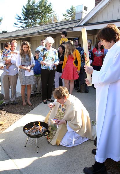 St Mark's Easter 041914