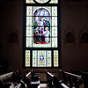 St. Mary of the Assumption Church had all its stained glass windows restored and re-installed. The project cost nearly half a million dollars and 11 years of saving and planning.