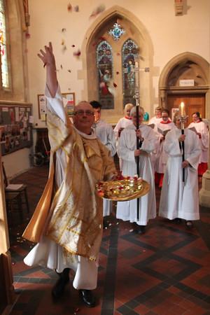 Corpus Christi at St Marys - 30 May 2013