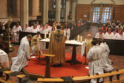 Corpus Christ at St Mary's 26 May 2016