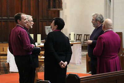 Bishops' Briefing before the Synod.