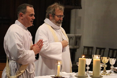 Episcopal Synod at St Mary's Cathedral 18 January 2020
