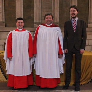 St Mary's Choir at Durham Cathedral - 30 March 2014