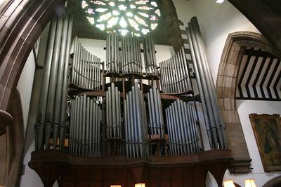 05 St Ninians Perth - Organ Pipes