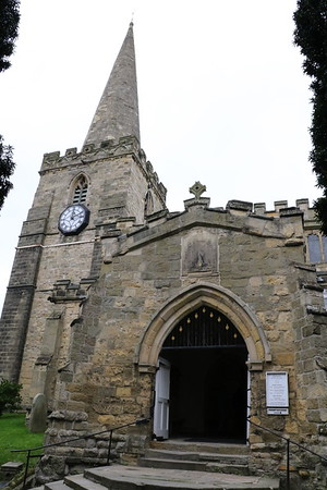 St Peter & St Paul Parish Church, Pickering 19 September 2016