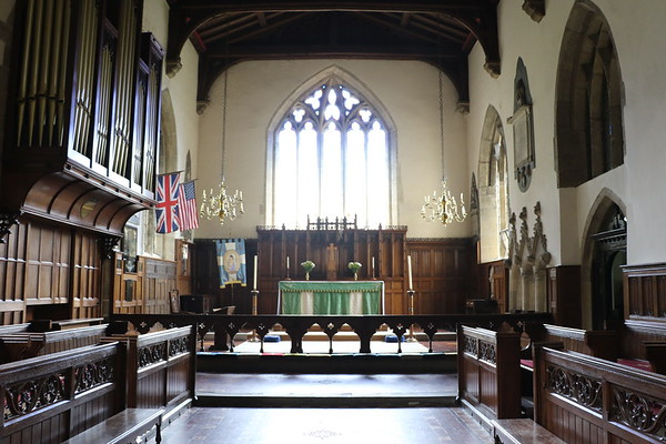 St Peter & St Paul Parish Church, Pickering<br /> 19 September 2016