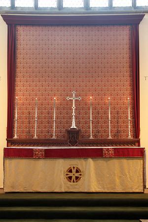 High Altar. 28 January 2012