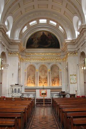 St Thomas' Chapel, London - 7 May 2016