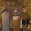 Lemuel with Laman & Nephi
