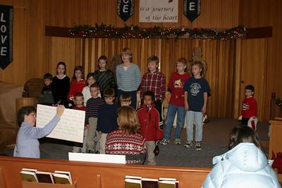 12-12-2004 Sunday School