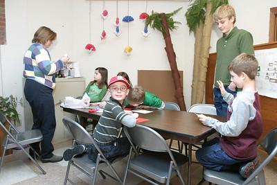 2-11-2007 Sunday School
