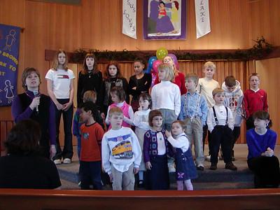 3-10-2002 Sunday School