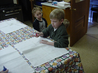 3-11-2001 Sunday School
