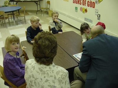 5-12-2002 Sunday School