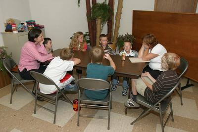 9-07-2008 Sunday School