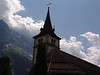 Church in Interlaken, Switzerland