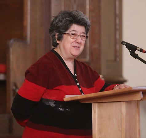 Sylvia Robinson ordination anniversary 112115