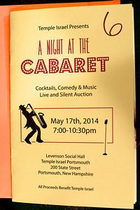 Cabaret TIP 5-17-2014