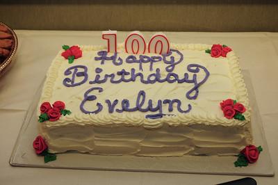Evelyn Berman's 100th Birthday