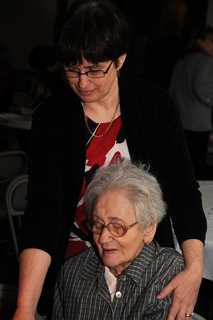Evelyn's 99th Birthday Party