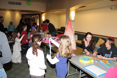 Temple Israel - Childrens Purim Party 3/14/2010