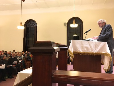 Temple Israel Portsmouth: Pittsburgh Memorial Service