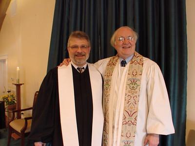 Thanksgiving Worship, Meal 2011