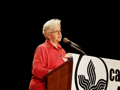 Marion Flynn, Women's Ordination Conference Board Member in Chicago, IL