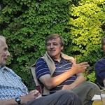 Nick Church* leadership with Helmut Schuller. Photo by Deborah Winarski