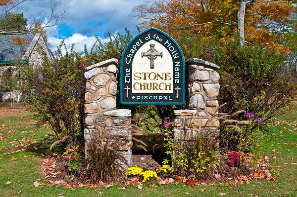 The Stone Church Gragsmoors N.Y